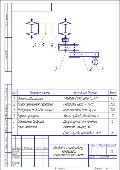 Схема привода к скребковому конвейеру фольксваген транспортер 2001 г в